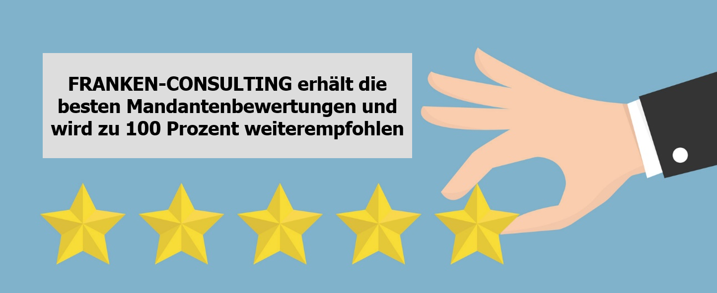 Referenzen Franken-Consulting