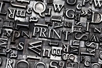 Unternehmensberatung, Verlagswesen, Druck, Medien