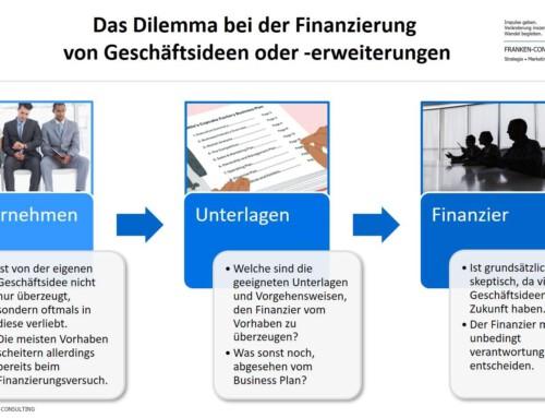 Unternehmensberatung, Business Plan und was noch?