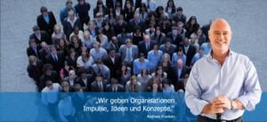 Das Team der Unternehmensberatung FRANKEN-CONSULTING